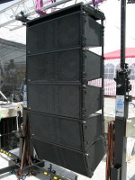 Line Array Seco TTH CX 2003