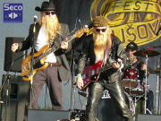 Kapela ZZ TOP revival