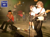 Show kapely AC/DC Bon Scott Memorial Band