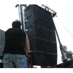 CX 2003 - Mid-size Line Array Module SECO