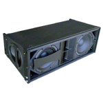 CX8-525  - Small size Line Array system
