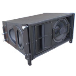 LAIV - Small size Line Array System Kit with Beyma power